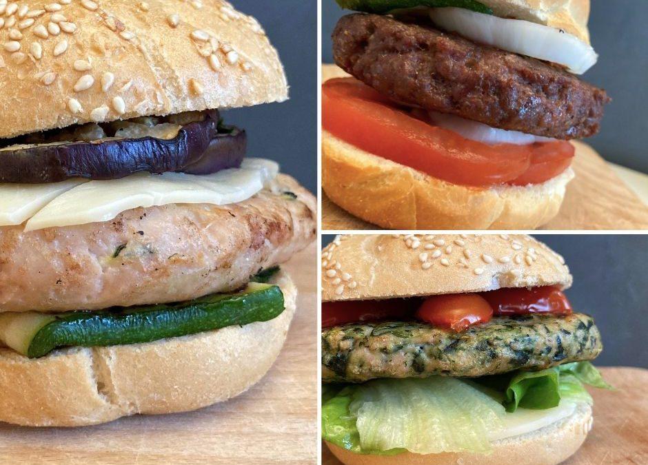 Ricette per panini con hamburger davvero speciali | Macelleria Zamponi Ancona